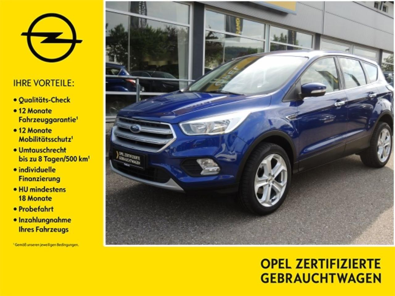 Ford Kuga 1.5 EcoBoost 2x4 Trend