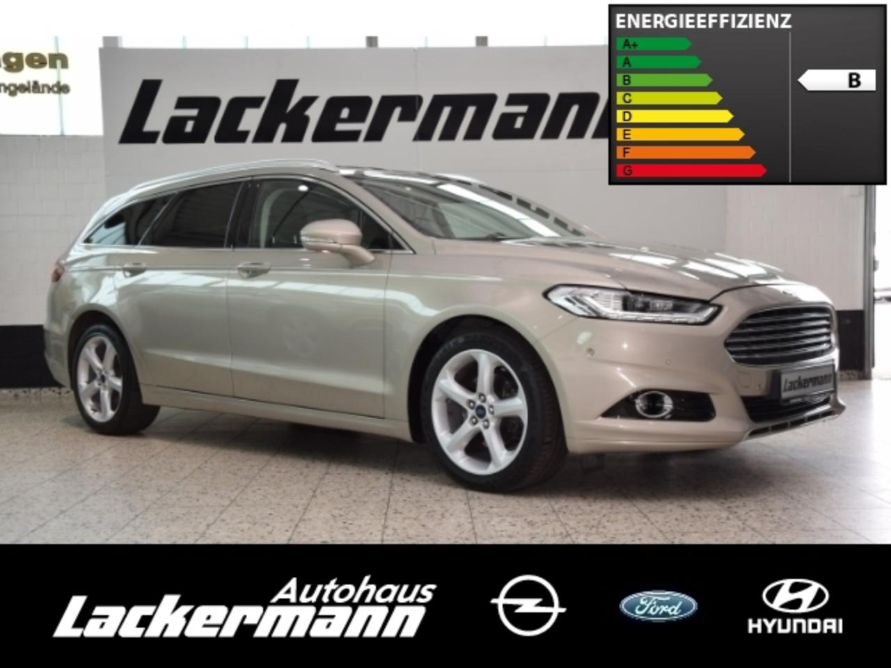 Ford Mondeo Turnier Titanium AWD 2.0 TDCi Power-Shift,Leder-Al
