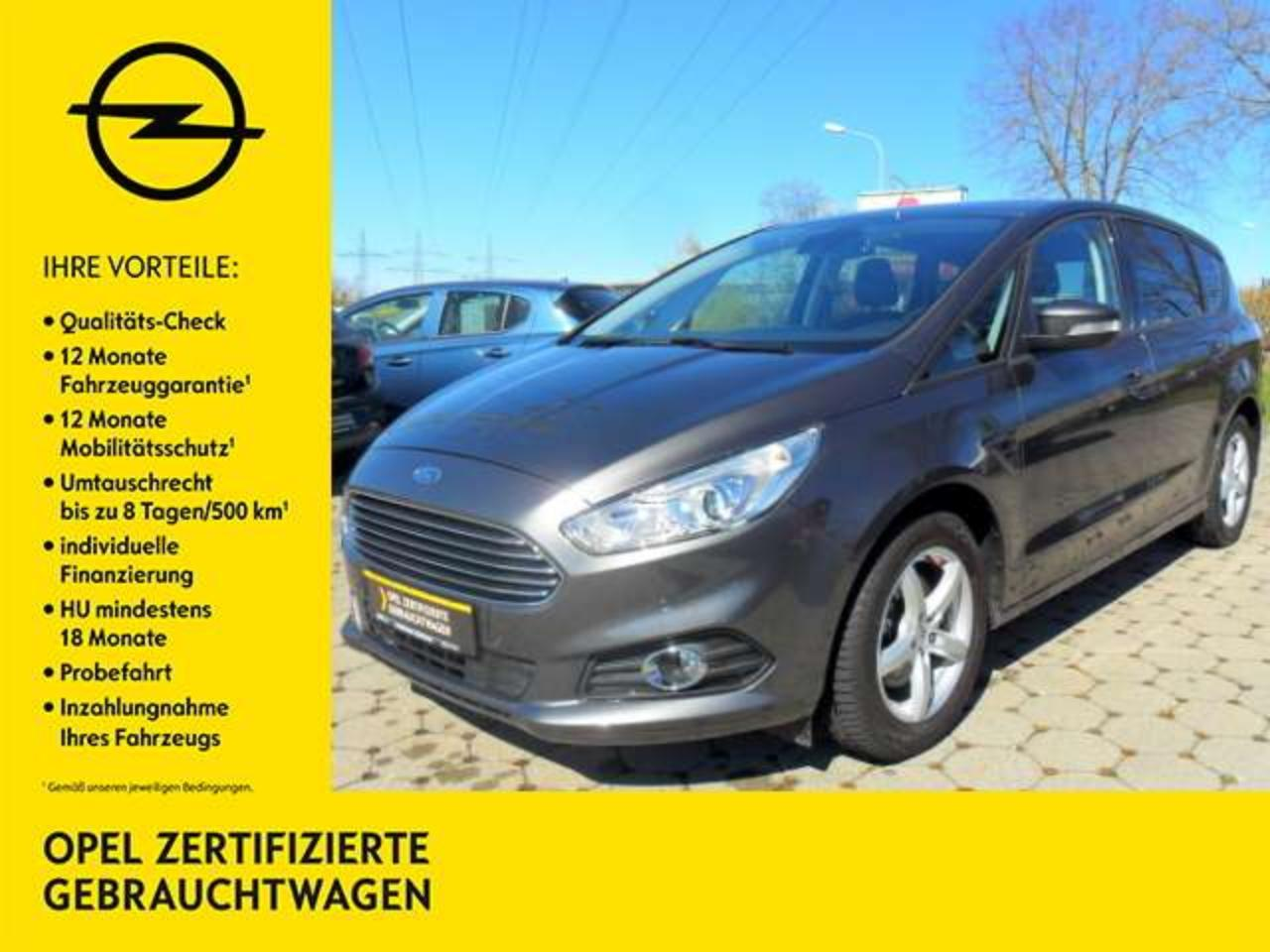 Ford S-Max Business (CDR) 1.5 EcoBoost Start/Stop