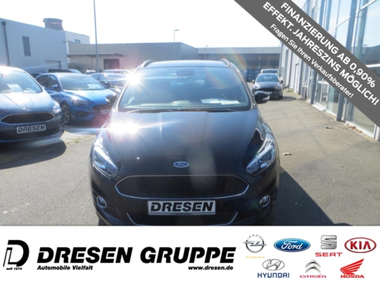 Ford S-Max ST-Line 1.5 EcoBoost, ACC,LED-Scheinwerfer,Navi,PD