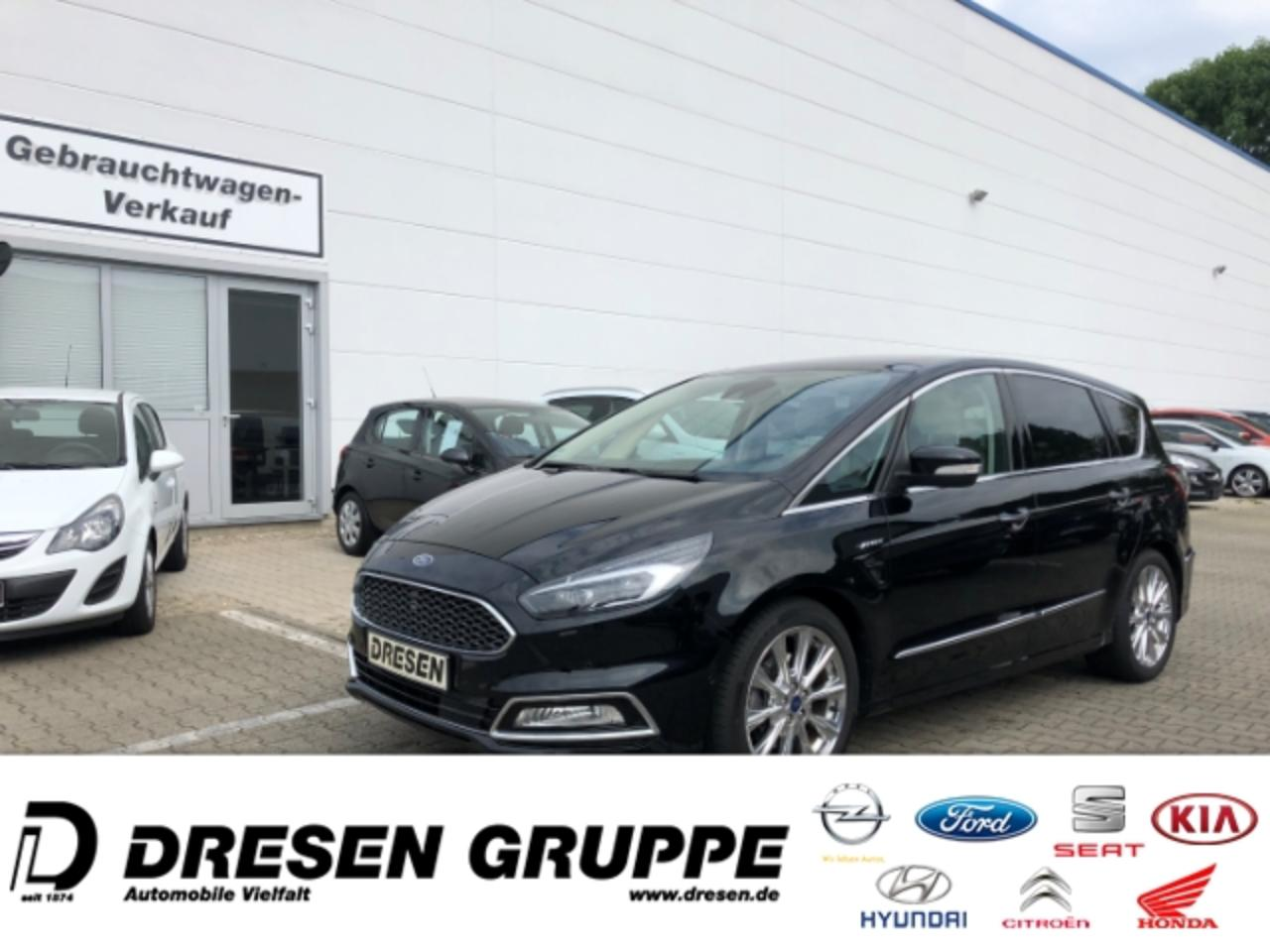 Ford S-Max Vignale Frontkamera+AHK+LED+StandHZG+ACC