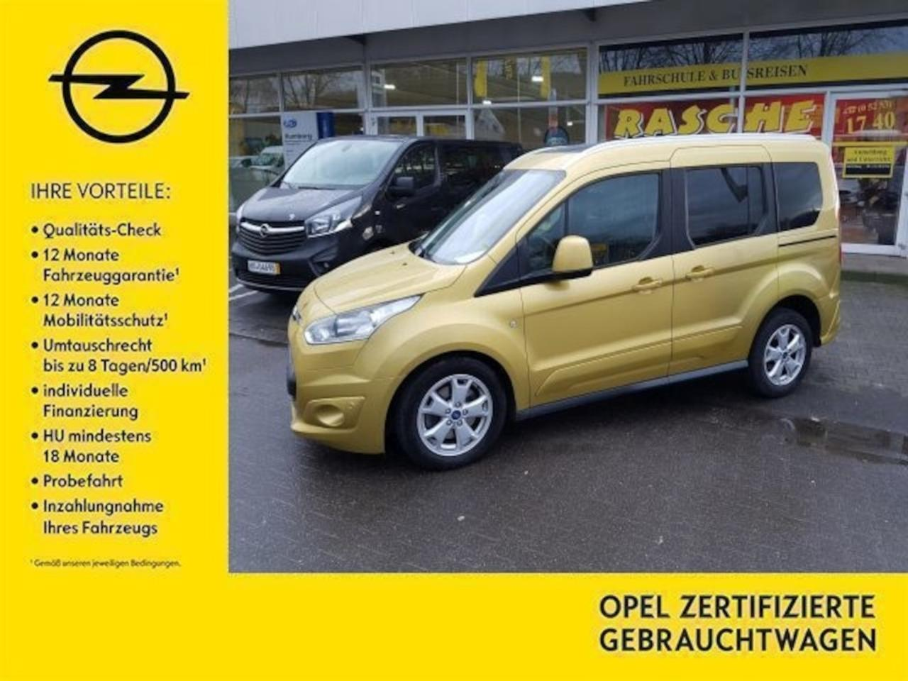 Ford Tourneo Connect 1.0 EcoBoost Titanium S/S (EU 6)