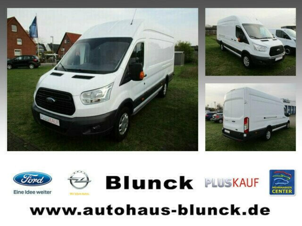 Ford Transit FT 350 L4 H3 130 PS