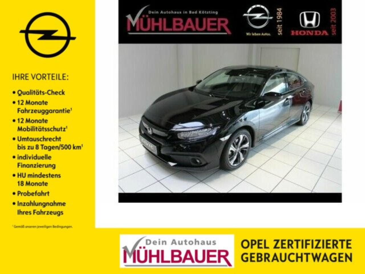 Honda Civic 4T 1.5 CVT MJ2020 Limousine Executive