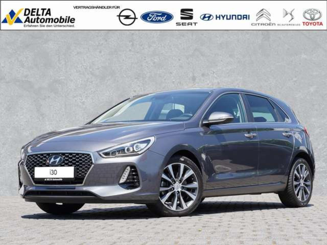 Hyundai I30 1,0 Premium *Navi, Carplay, Kamera, LED