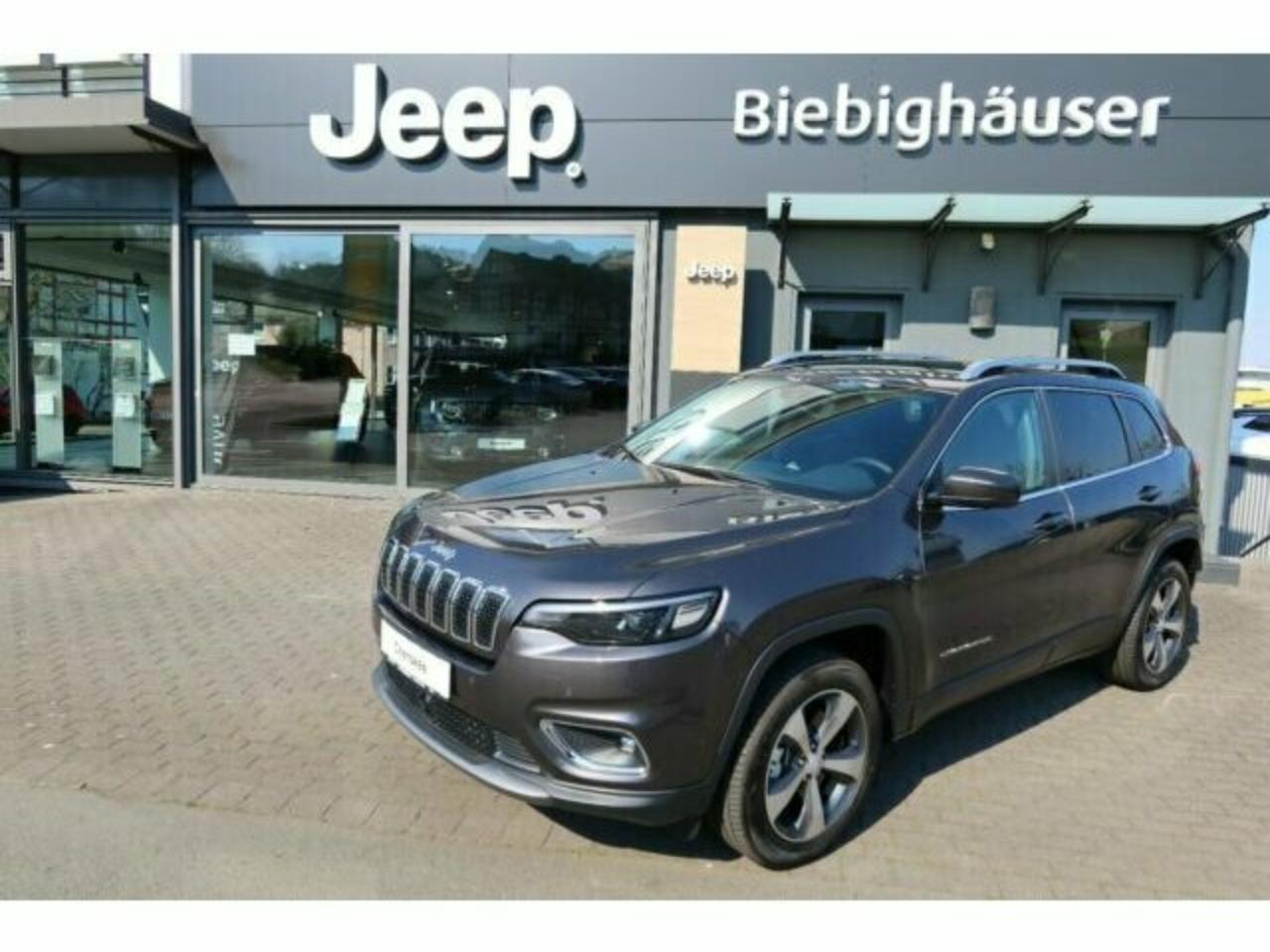 Jeep Cherokee Limited 4WD 2.2