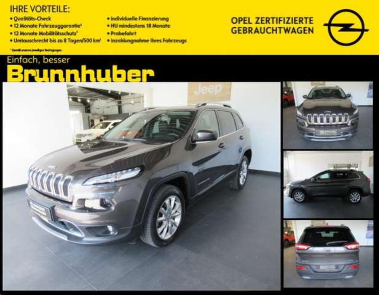 Jeep Cherokee Limited 4WD (KL)