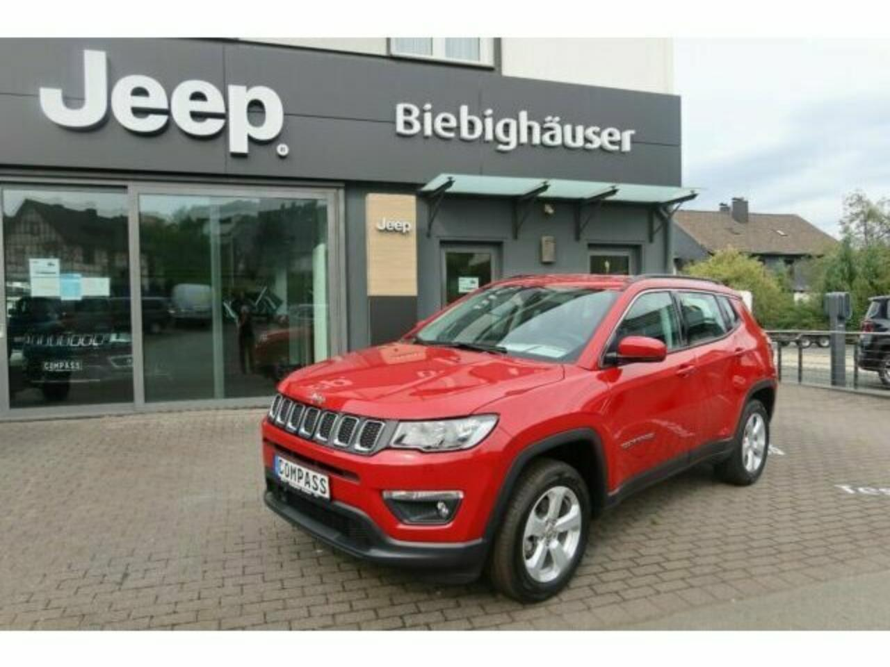 Jeep Compass Longitude 4WD 2.0