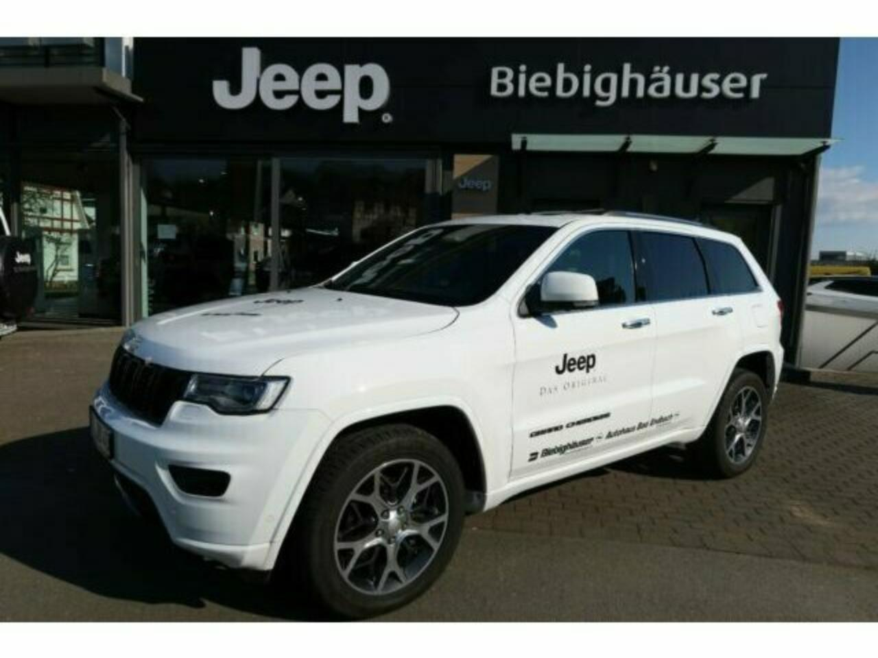 Jeep Grand Cherokee 3.0 CRD V6 Overland