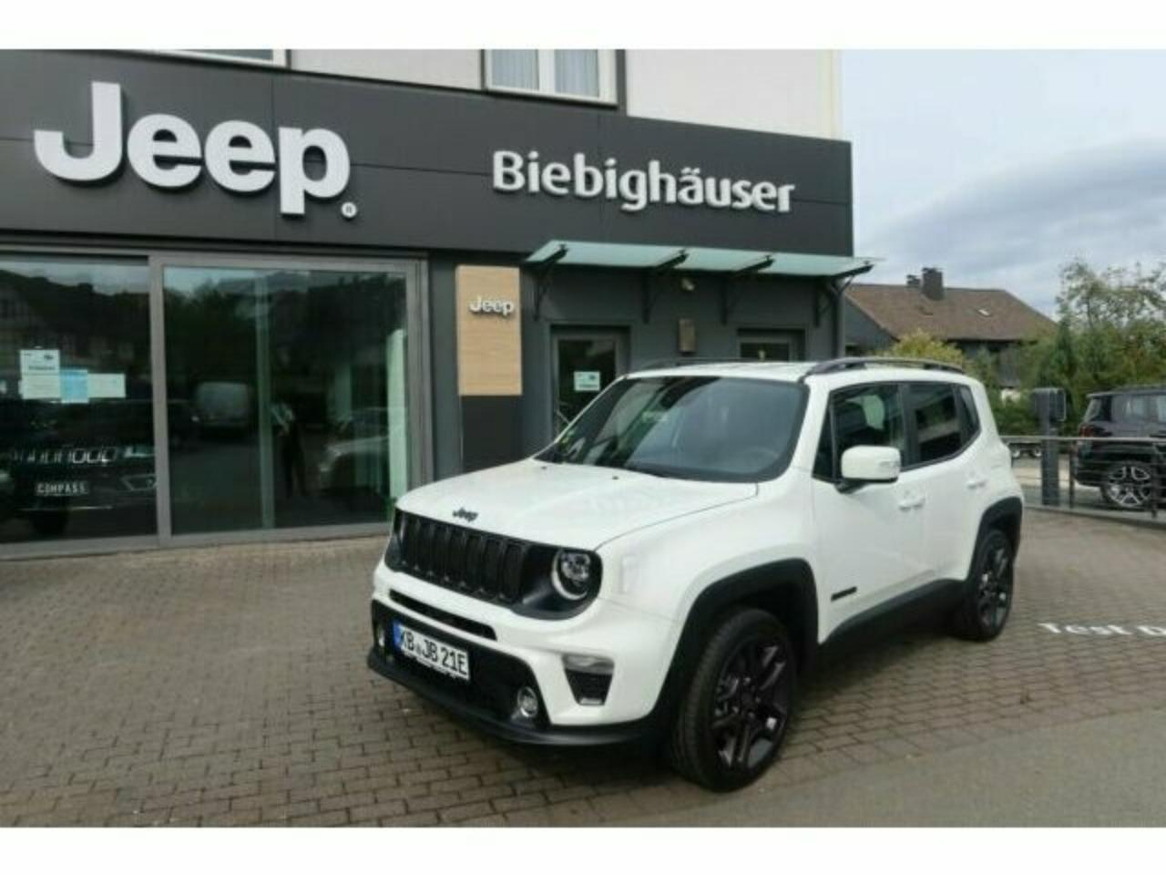 Jeep Renegade PHEV 4x4 S