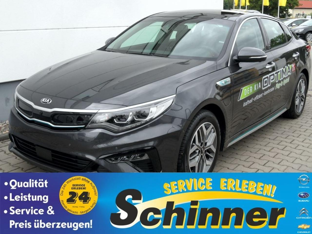 Kia Optima 2.0 Spirit*PLUG-IN-HYBRID***VOLL***