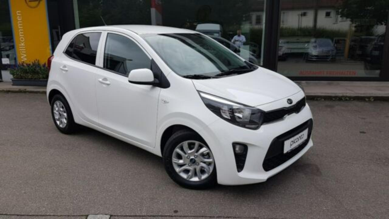 Kia Picanto 1.0 ISG Dream-Team Edition