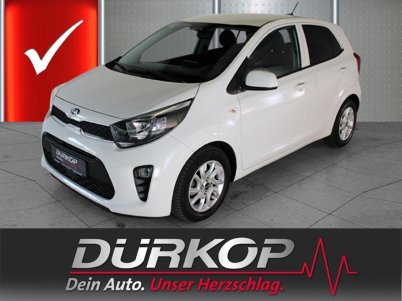 Kia Picanto 1.0 Dream Team NAVI/SHZ/KAMERA/ALU