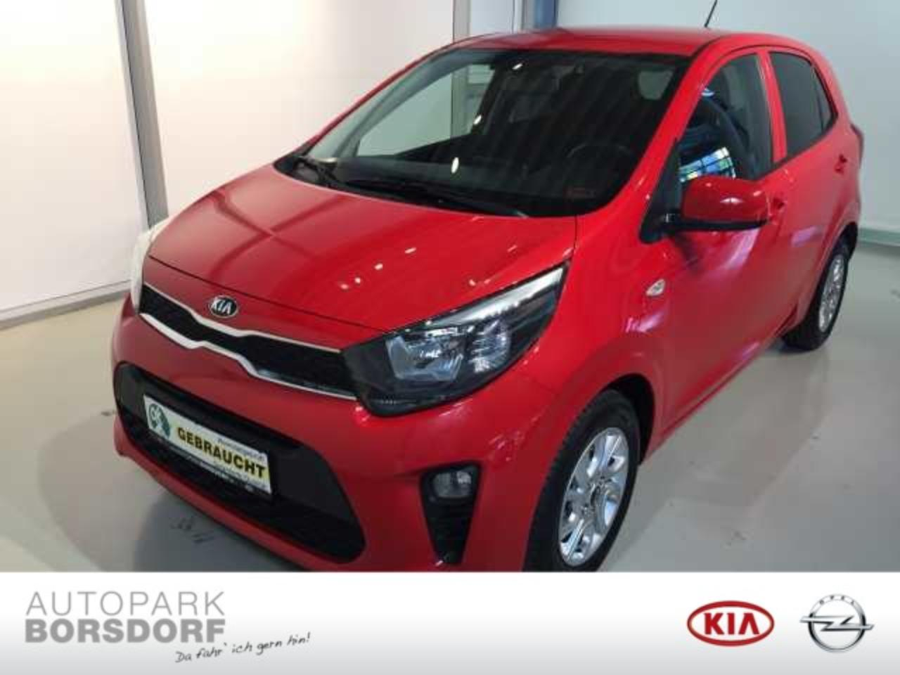 Kia Picanto Picanto 1.0 Dream Team ISG (EURO 6d-TEMP)