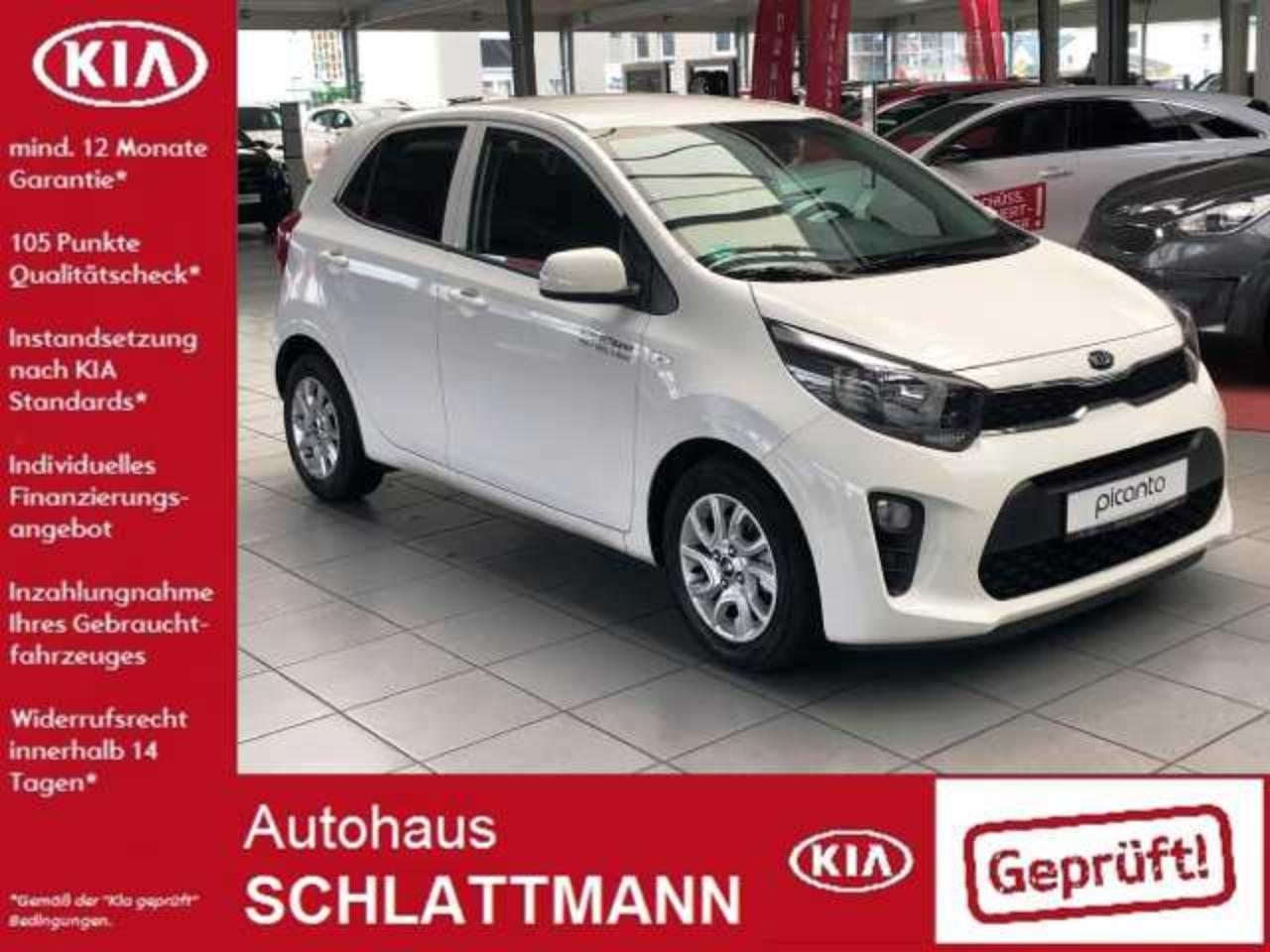 Kia Picanto 5-turig 1.0 Dream Team*Klima*Bluetooth
