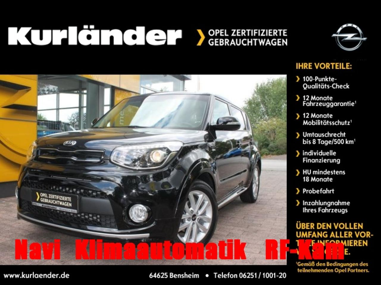Kia Soul 1.6 GDI 97 KW Dream Team Urban