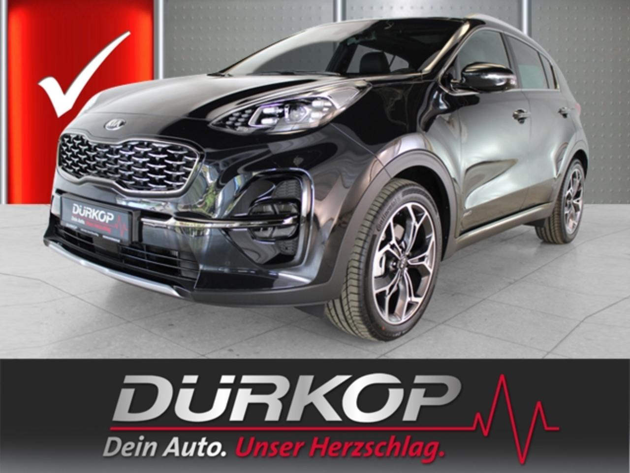 Kia Sportage D2.0 AWD AT8 GT LINE Technologie NAV Leder LED