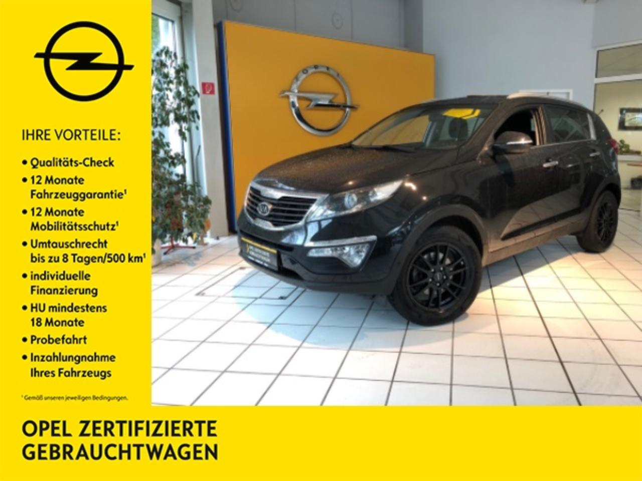 Kia Sportage 1.6 GDI FIFA World Cup Edition 2WD
