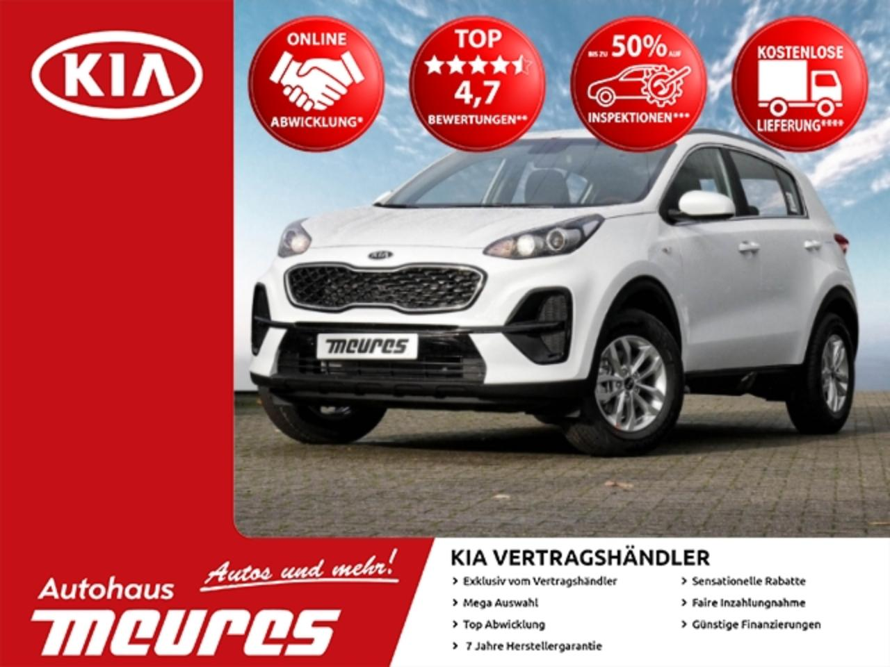 Kia Sportage Edition 7 2WD 1.6 GDI APPLE ANDROID PDC -