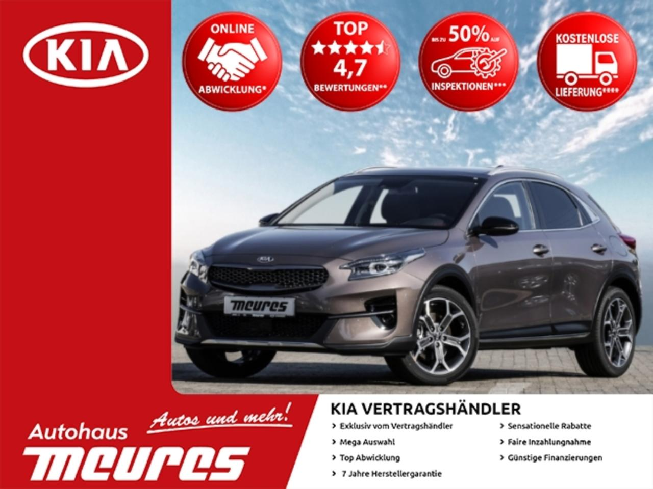 Kia XCeed 1.6 CRDi Platinum Edition LEDER PANORAMA -