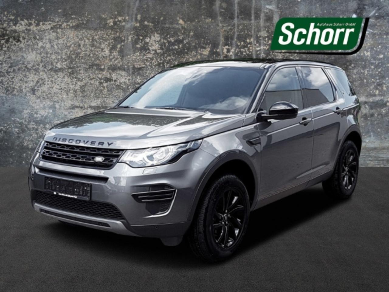 Land rover Discovery TD4 Aut. SE