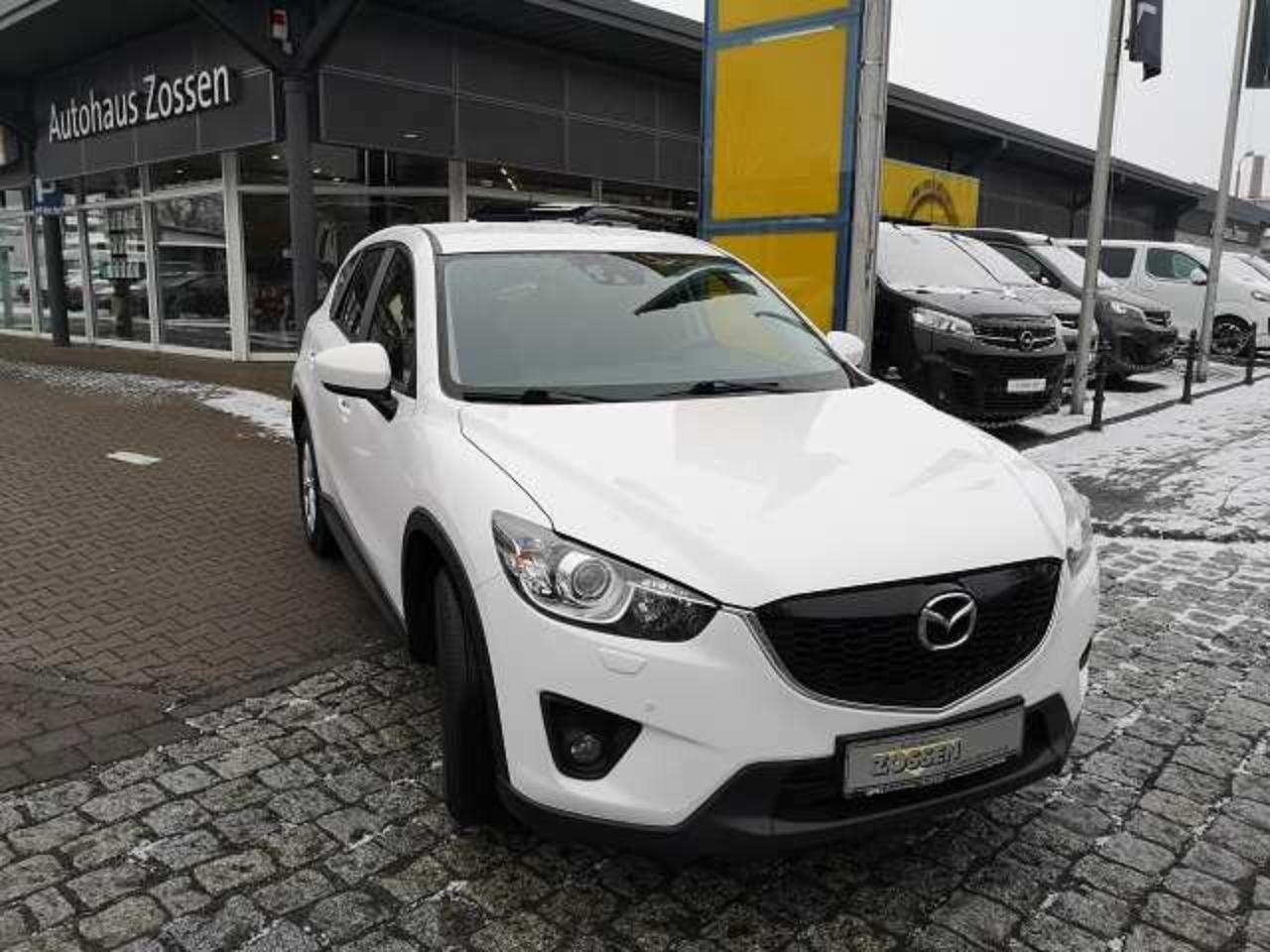 Mazda CX-5 ´Skyactiv-D Center-Line´ 2.2 Navi Touring-Paket