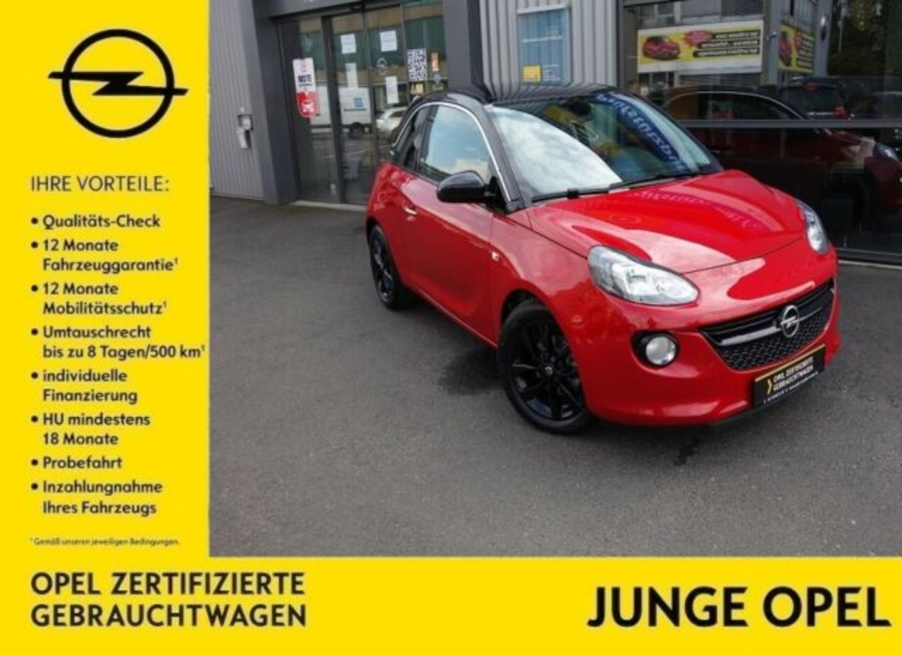 Opel Adam 120 Jahre 1.4 (100PS) S/S - Panoramaglas