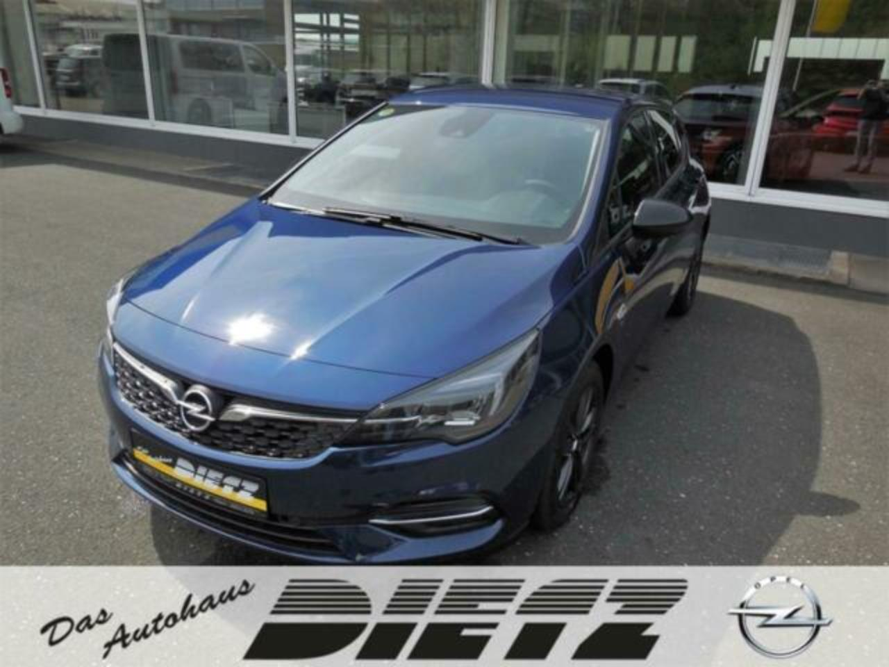 Opel Astra 5-Turer 2020 1.2 Turbo S/S