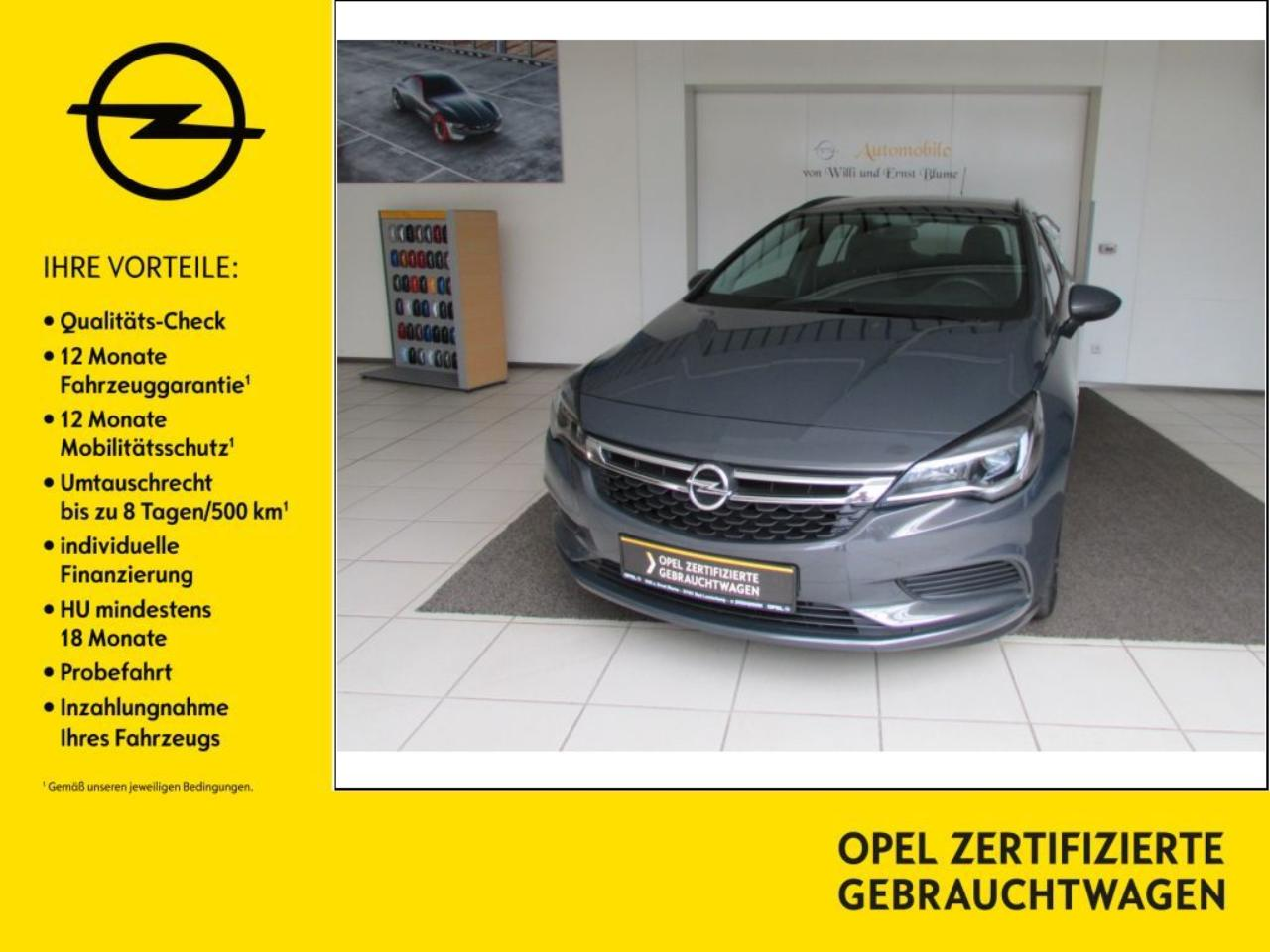 Opel Astra 1.4 T Sports Tourer Edition IntelliLink / PDC