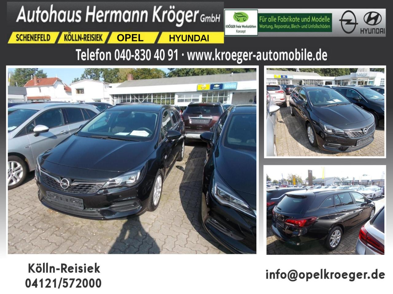 Opel Astra K 1.2 Turbo Edition (EURO 6d)