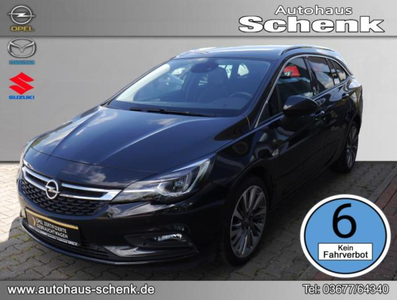 Opel Astra SPORTS TOURER INNOVATION 1.6 CDTI, 100 KW (136 PS)
