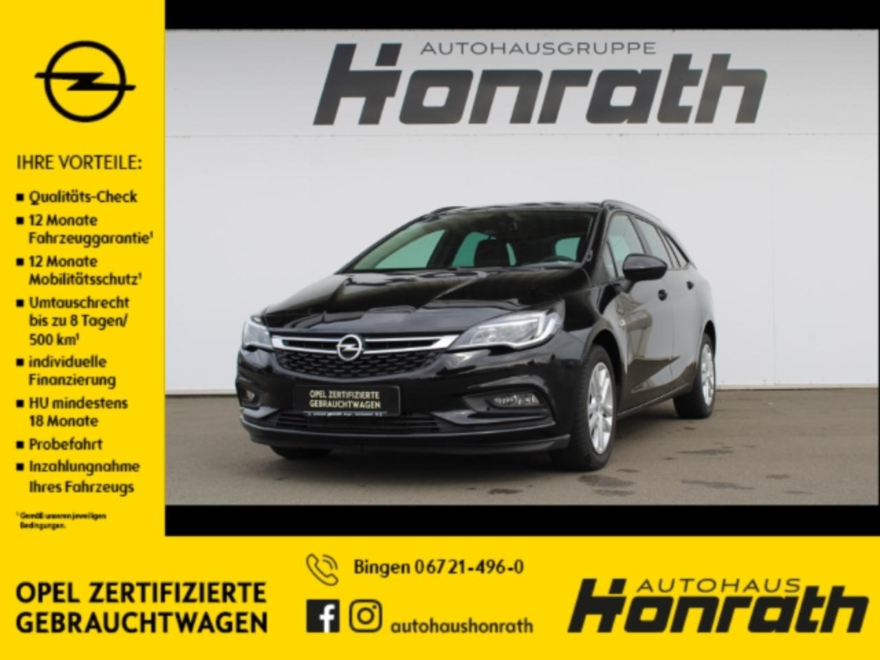 Opel Astra K Sports Tourer Edition 1.4 Turbo
