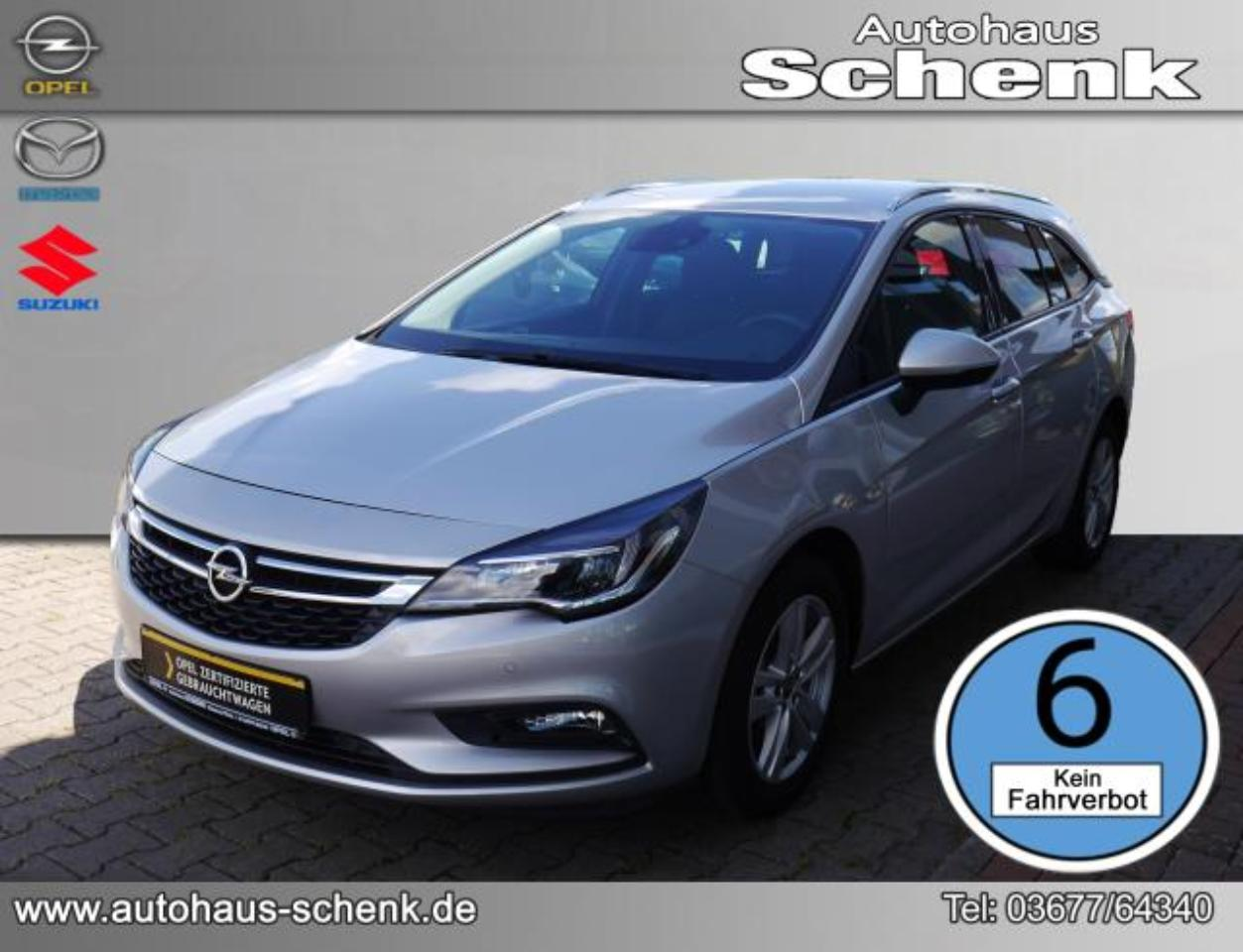 Opel Astra SPORTS TOURER ACTIVE 1.4 ECOTEC® DIRECT INJECTION