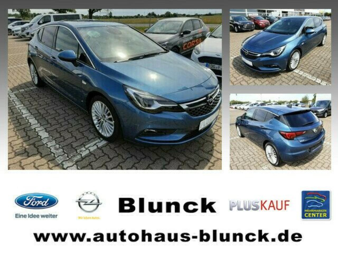 Opel Astra INNOVATION 5-TURIG 1.0l 105 PS