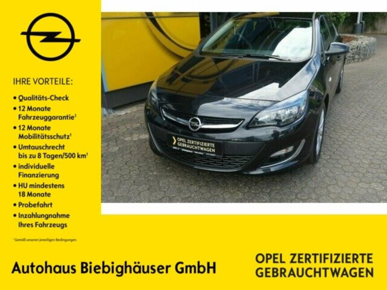 Opel Astra J Lim. 5-trg. Active 1.4 Turbo