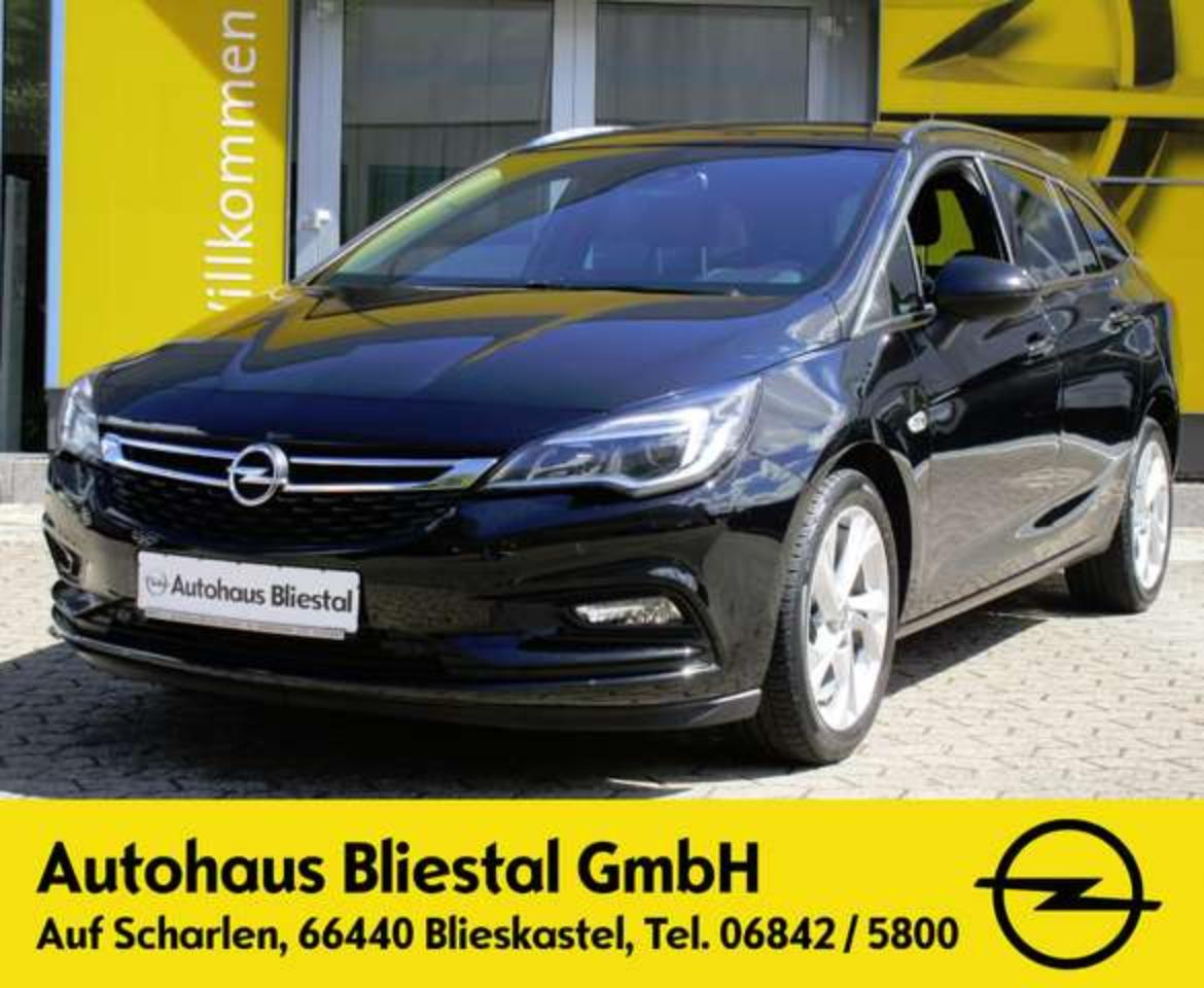 Opel Astra K Sports Tourer Active -AHK-PDC-