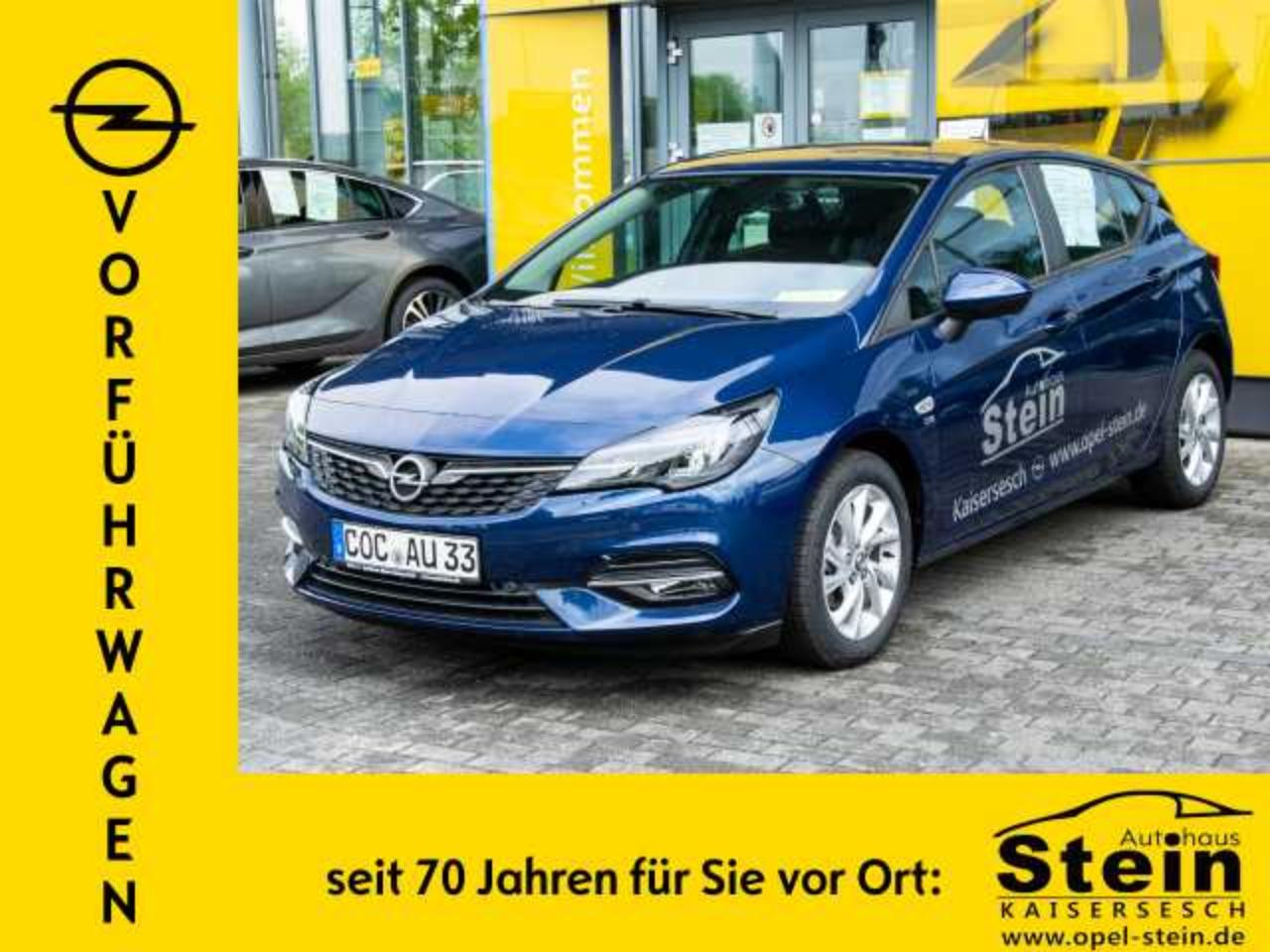 Opel Astra Astra K 120 Jahre 1.4 107 kW Automatic, Navi,LED,A