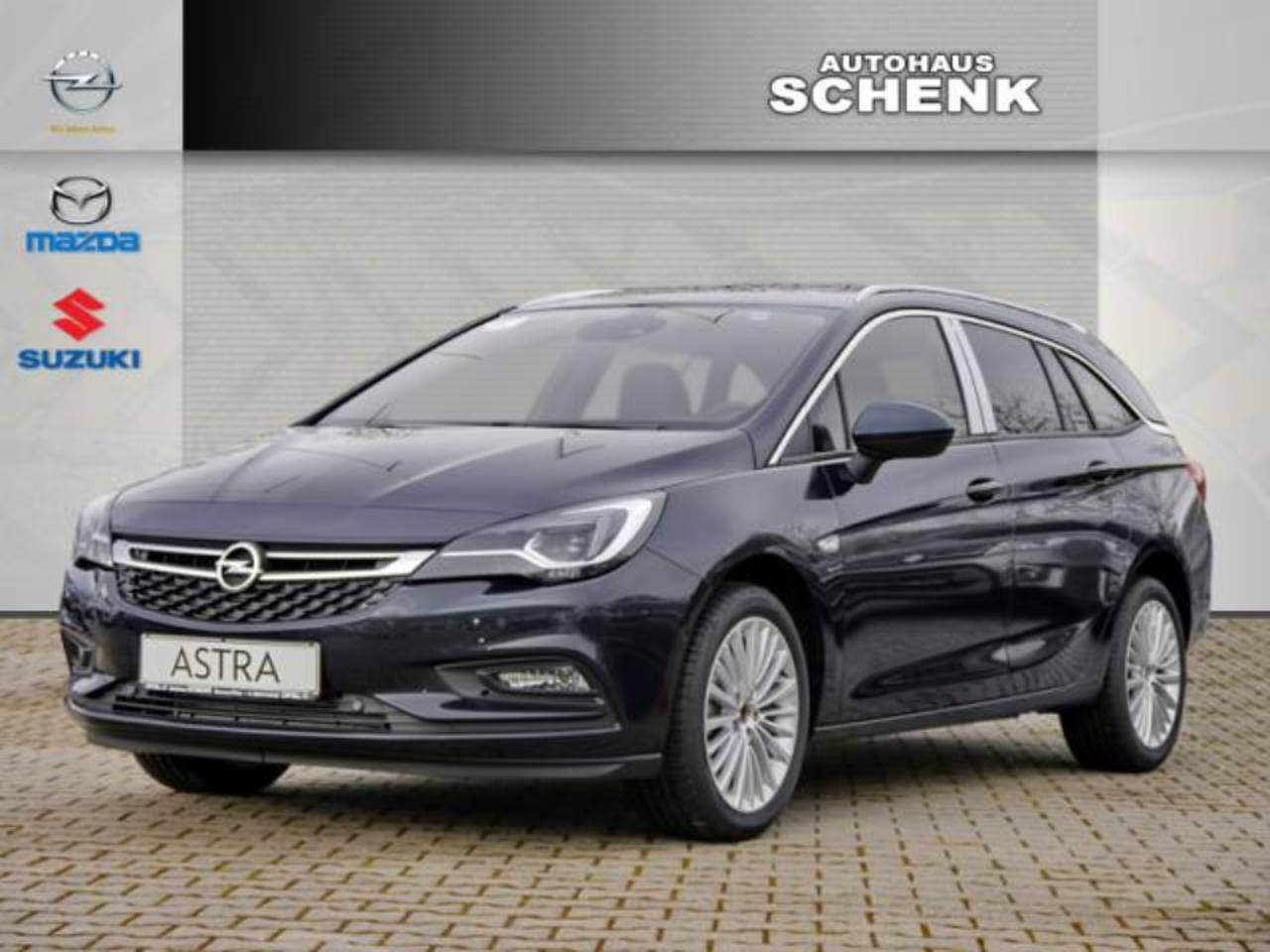 Opel Astra SPORTS TOURER ULTIMATE 1.4 DIRECT INJECTION TURBO,