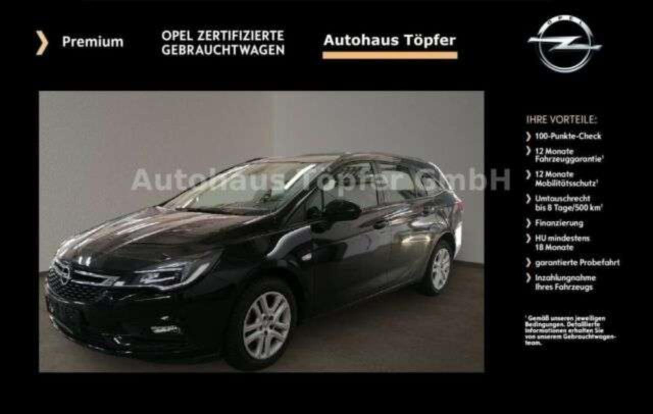 Opel Astra Ultra-All-Inclusive > Astra K ** Sports Tourer