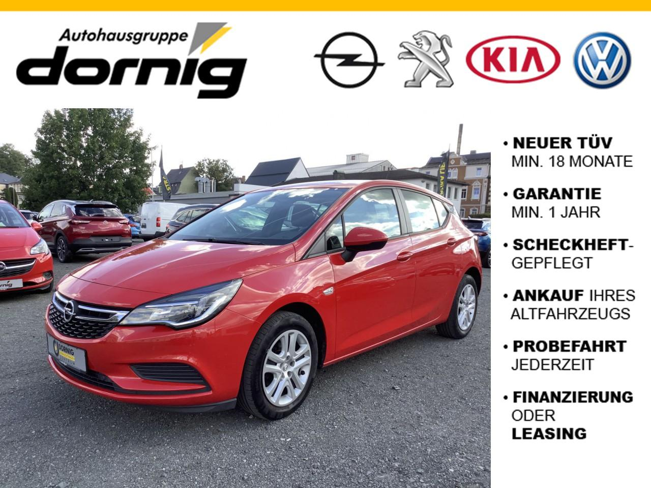 Opel Astra K Edition Start/Stop,Sitzh.,PDC