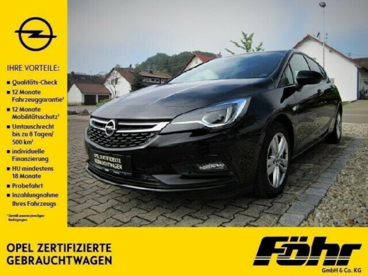 Opel Astra 1.4 Turbo 150 PS 6 MT ACTIVE