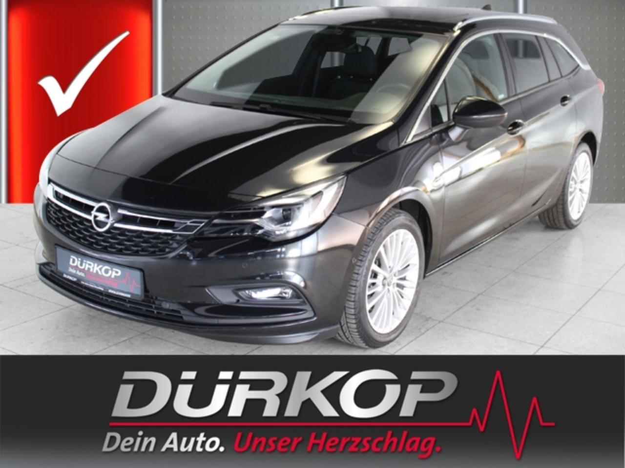 Opel Astra K 1.6 BiTurbo CDTI ST INNOVATION NAVI/LED/LEDER