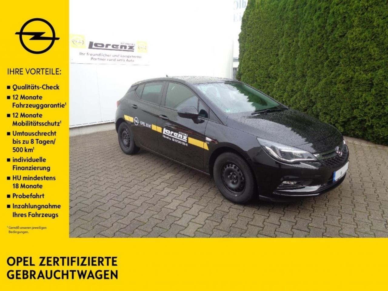 Opel Astra 1.4 Turbo Start/Stop Business