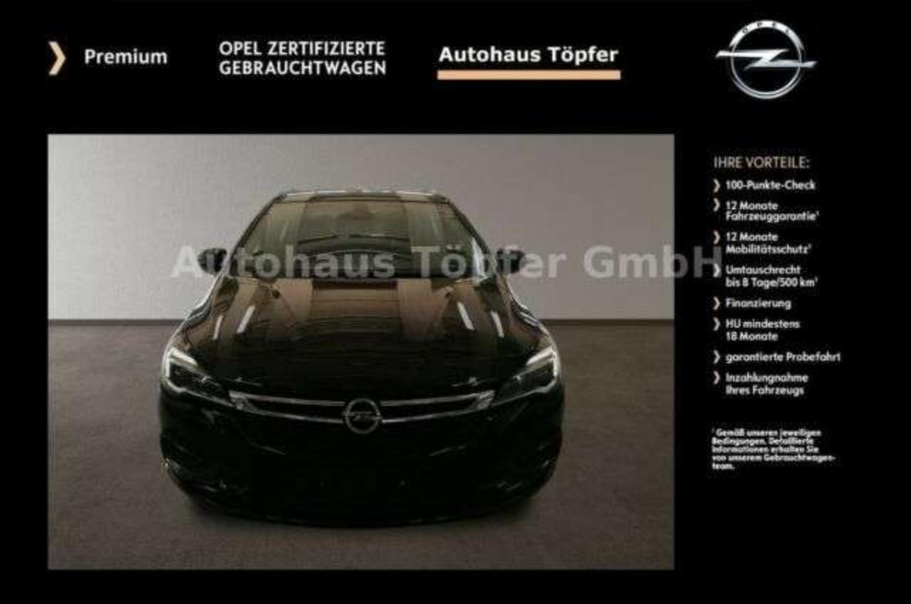 Opel Astra Ultra-All-Inclusive > Astra K Sports Tourer