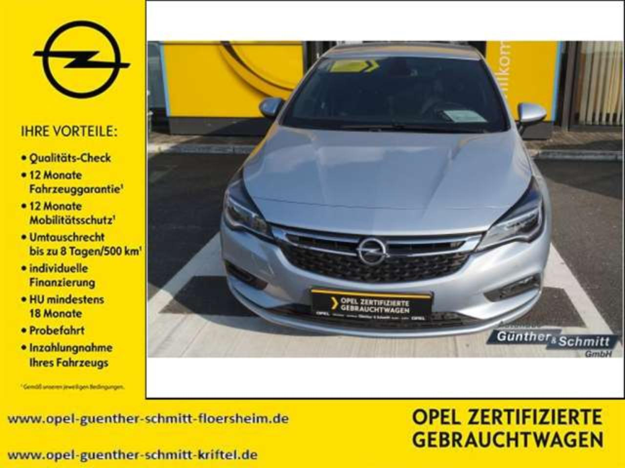 Opel Astra 1.4 Turbo Start/Stop Dynamic