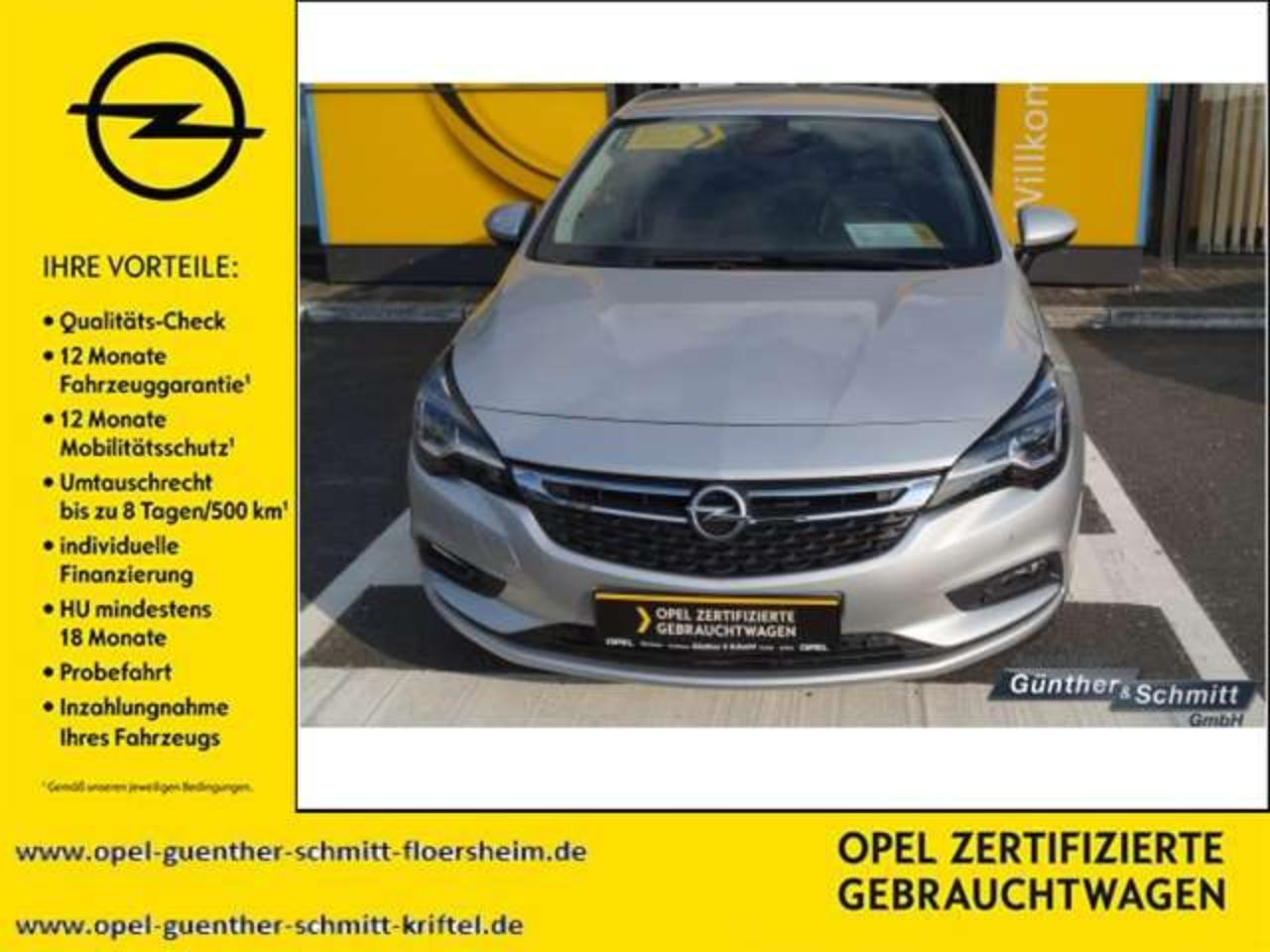 Opel Astra 1.4 Turbo Start/Stop Innovation