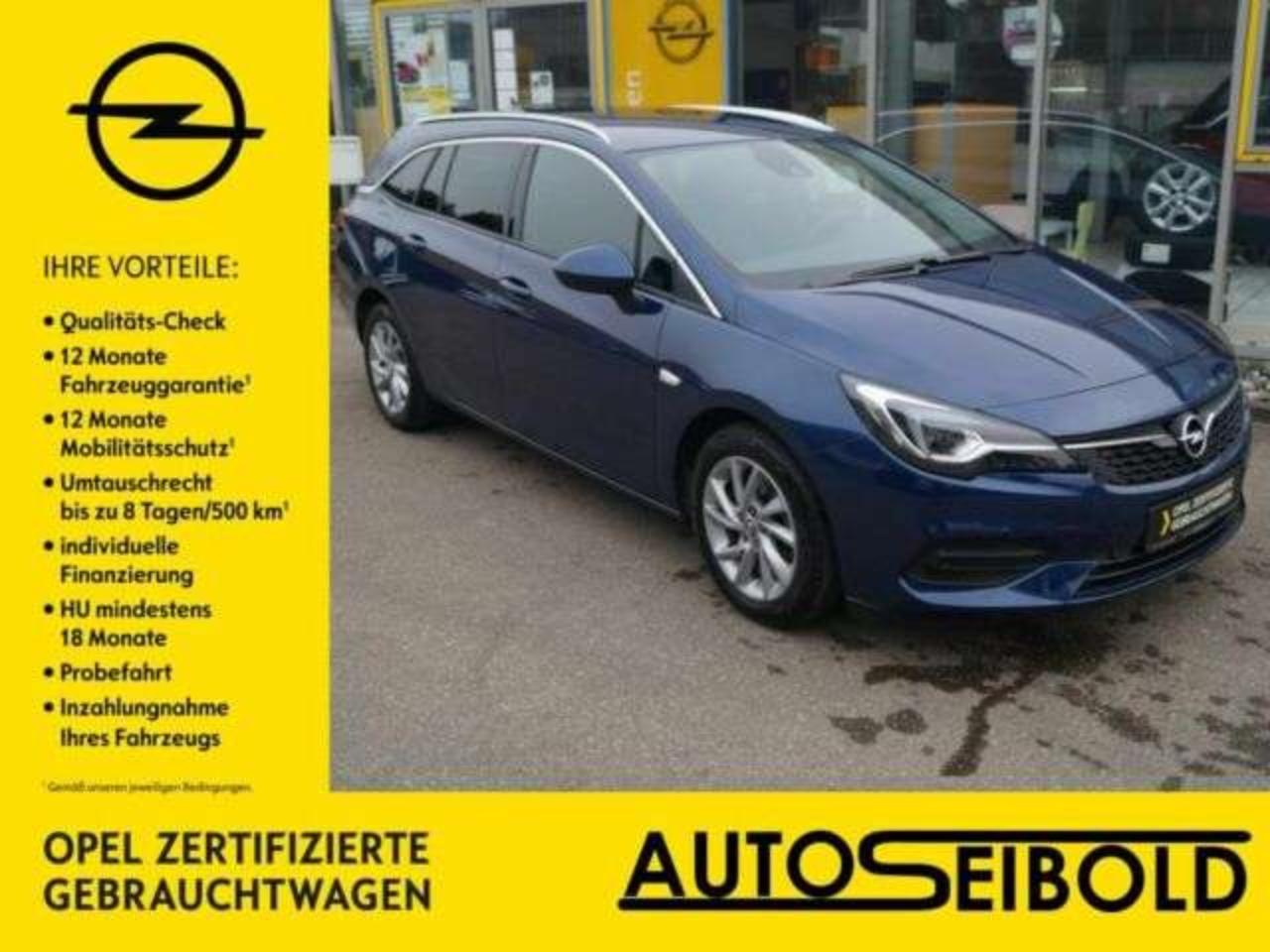 Opel Astra 1.4 Turbo Start/Stop Sports Tourer St. Aut