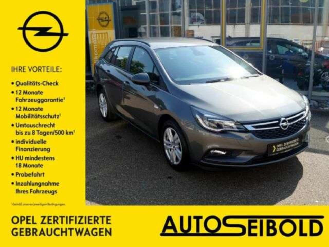 Opel Astra 1.4 Turbo Start/Stop Sports Tourer Busines