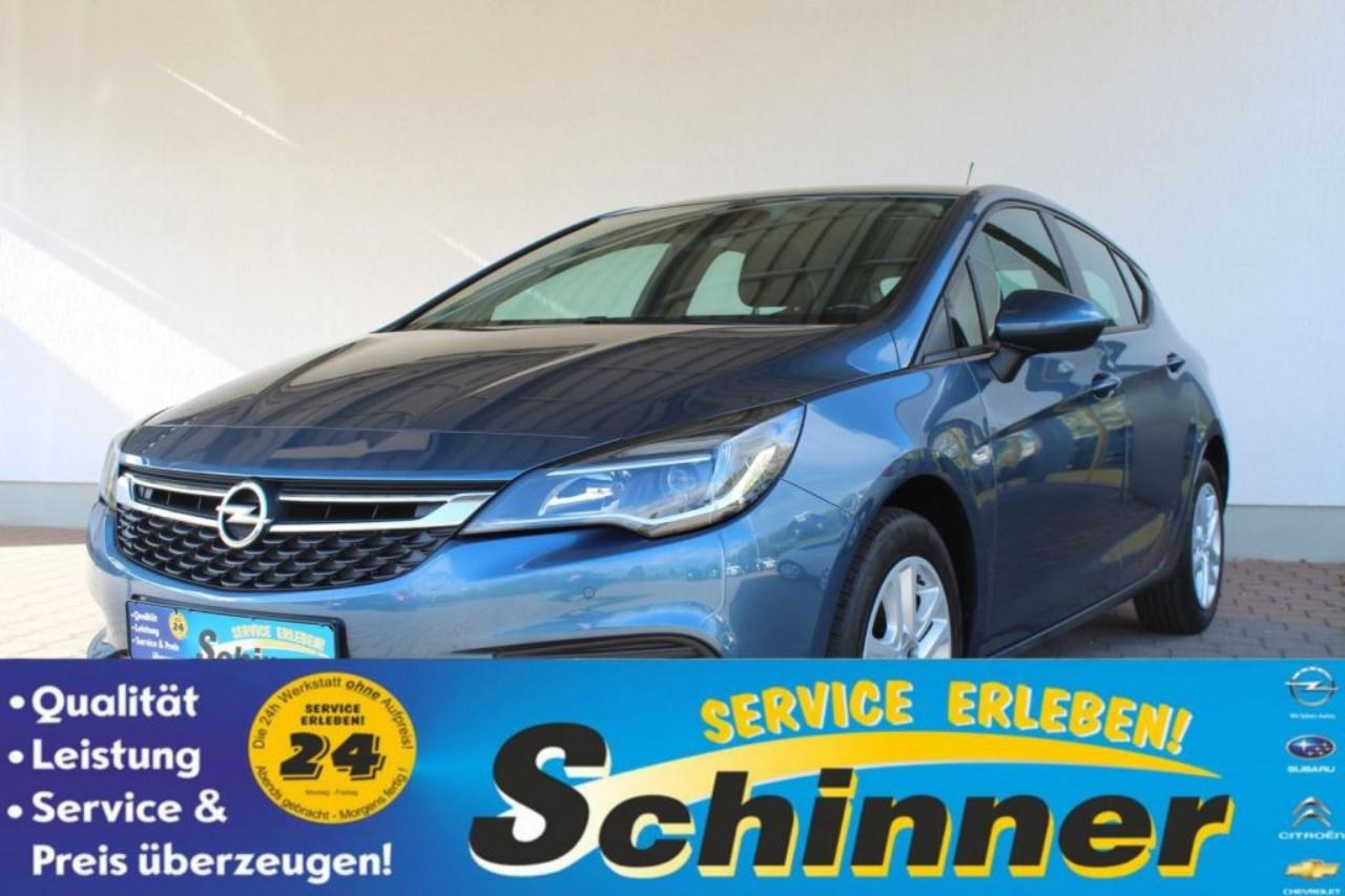 Opel Astra 1.0 Turbo Start/Stop Edition