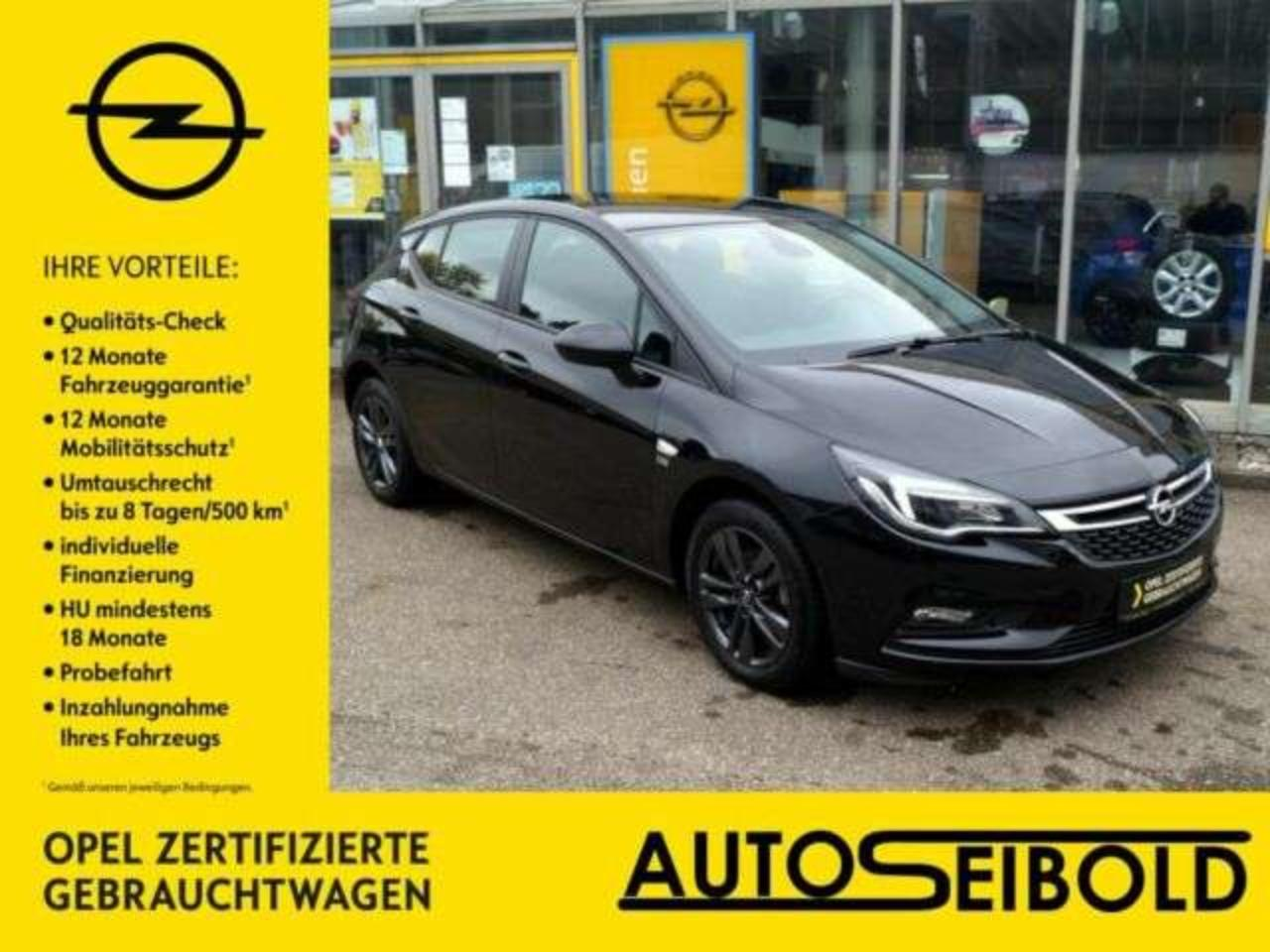 Opel Astra 1.0 Turbo Start/Stop 120 Jahre